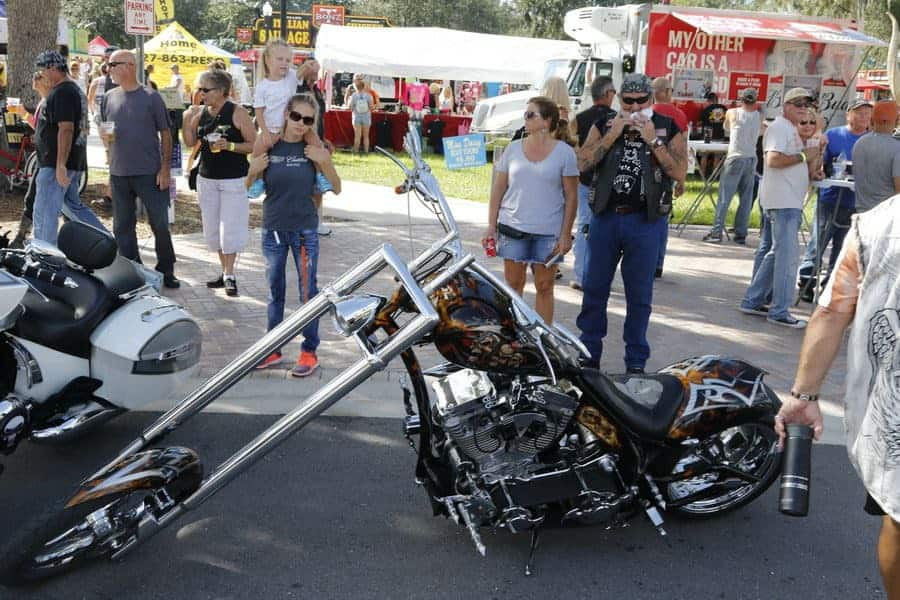 Show off your bike at Cotee River Bike Fest
