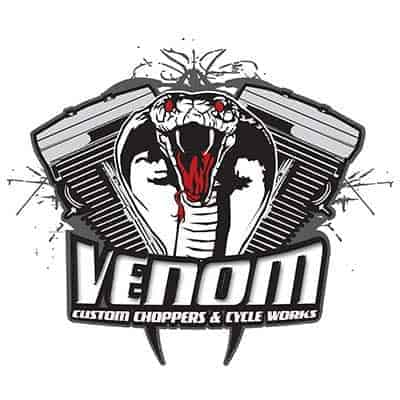 silver - Venom Custom Choppers