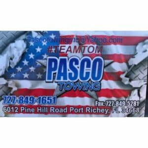 Silver - Pasco Towing